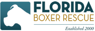 Florida Boxer Rescue Logo